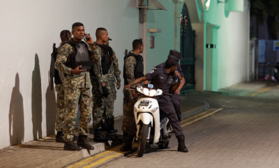 Maldives declares state of emergency