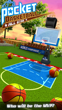 Basketball By 3DGames APK screenshot thumbnail 5