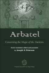 Cover of Medieval Grimoires's Book Arbatel Of Magic Or The Spiritual Wisdom Of The Ancients