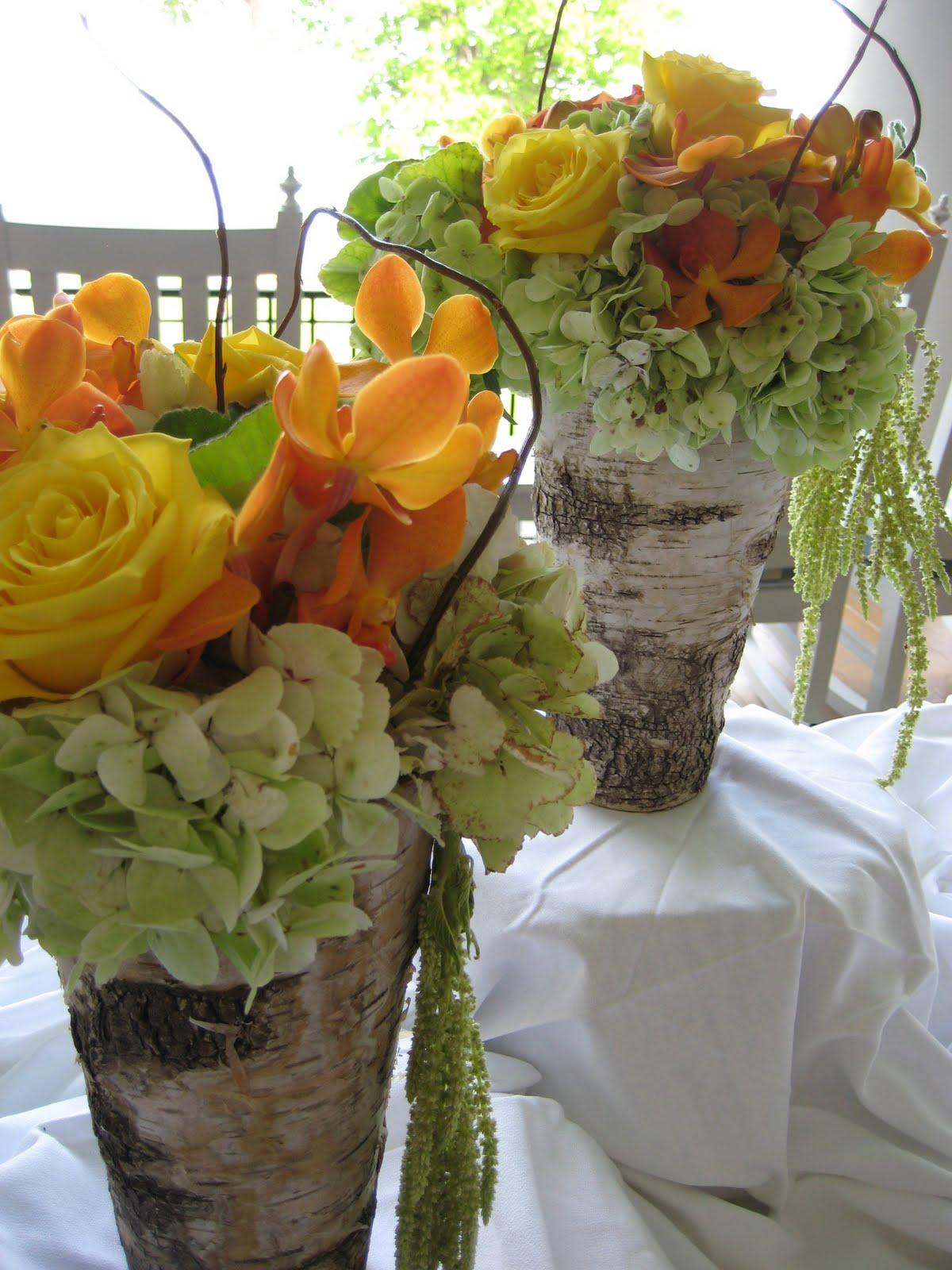 The place card table made