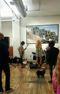 La La Lush at LUMAS Art Gallery