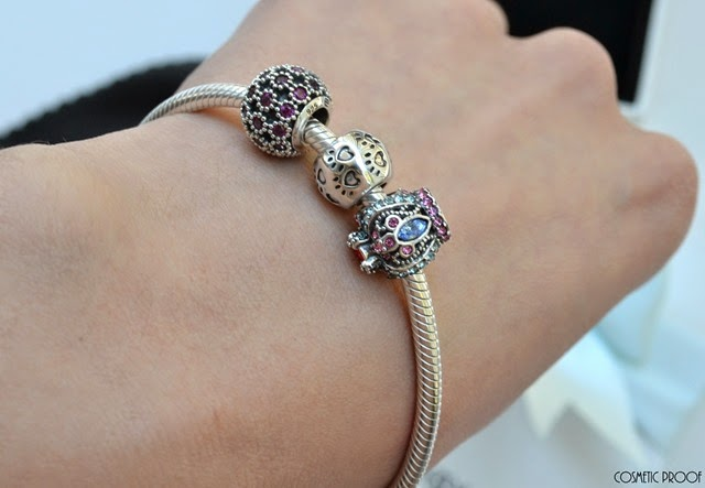 SOUFEEL Sterling Silver Charm Bracelet Review Pandora (10)