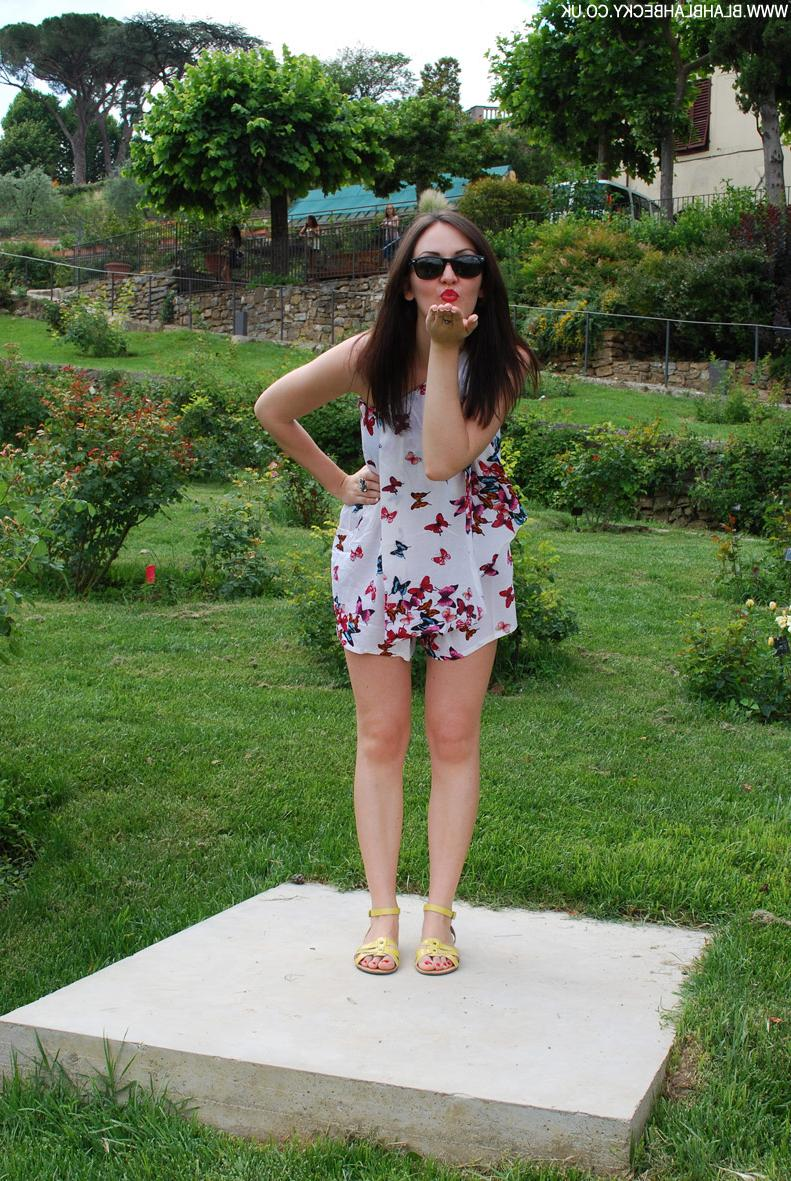 Me in Giardino Delle Rose,