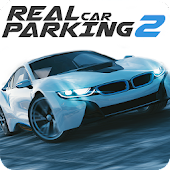 6.  Real Car Parking 2 : Driving School 2018