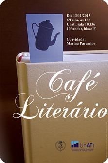 Cartaz Café Literário FINAL internet