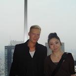 my friend Rina & I in Shinjuku, Tokyo, Japan