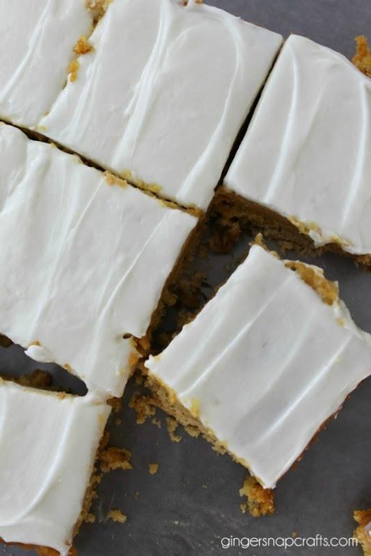 LA pumpkin cake