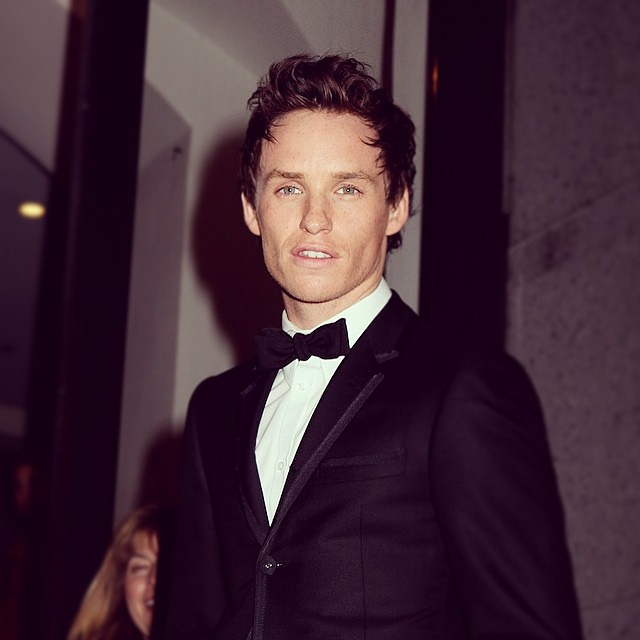 Eddie Redmayne To Play Lead Character In Harry Potter Spinoff Movie!