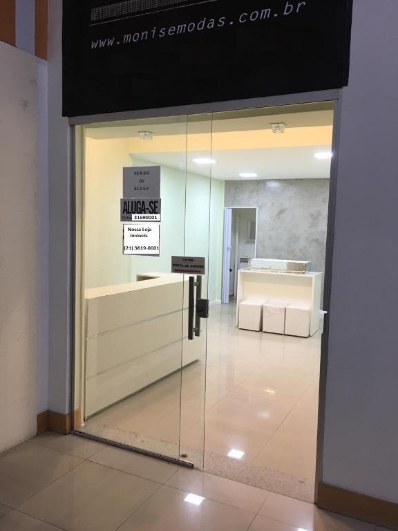 Loja à venda, 25 m² - Santa Rosa - Niterói/RJ
