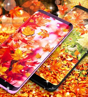 Herbst Live Wallpaper android apps download