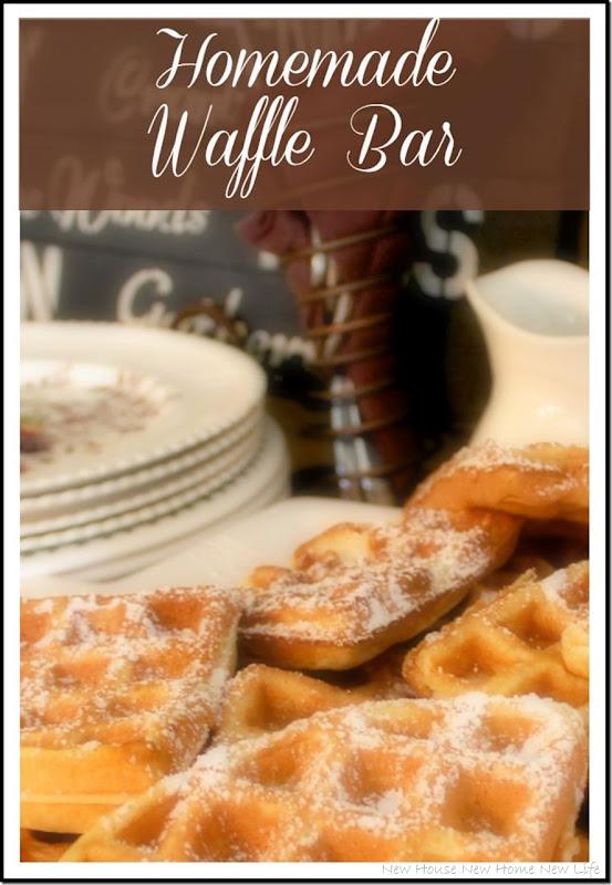 waffle-breakfast-bar
