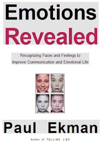 Cover of Paul Ekman's Book Emotions Revealed Recognizing Faces And Feelings