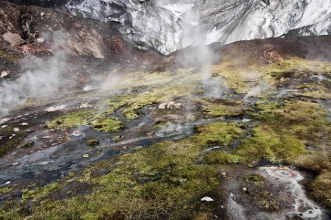 Torfajökull, Island
