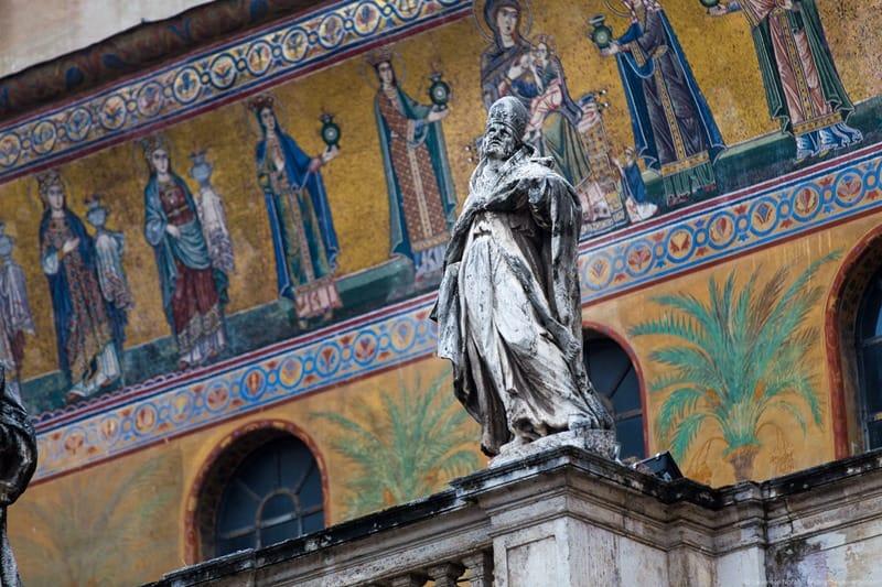Rome Context walking tour