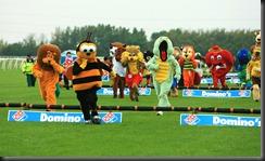 Mascot-Marathon