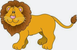 Fabula el cuervo, el manantial y el leon