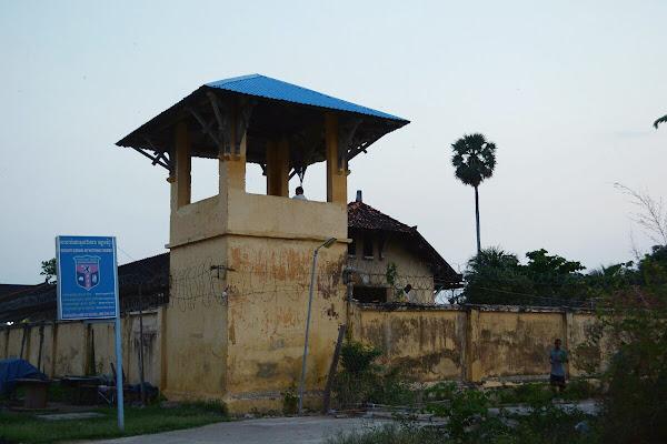 кампот камбоджа тюрьма