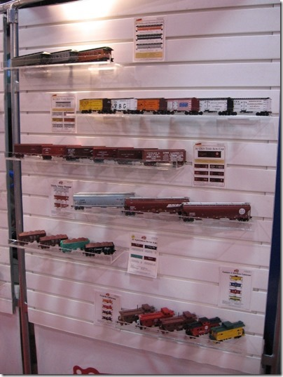 IMG_0652 Athearn Display at the WGH Show in Puyallup, Washington on November 21, 2009