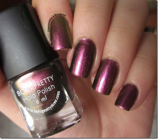 Holo polish 205 (Born Pretty Store)