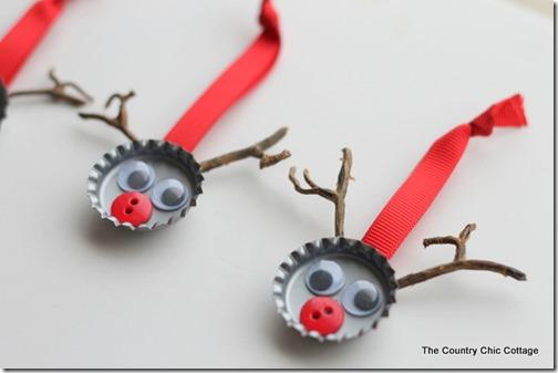 adornos navidad con chapas (2)