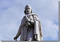 Statue of King Alfred the Great by Jim Linwood on flickr 200x140 75pc
