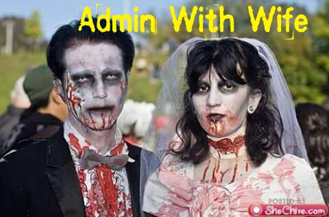 Admin with wife Whatsapp Admin Jokes