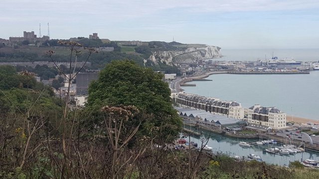 dover sea front