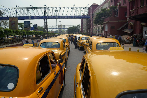 калькутта такси