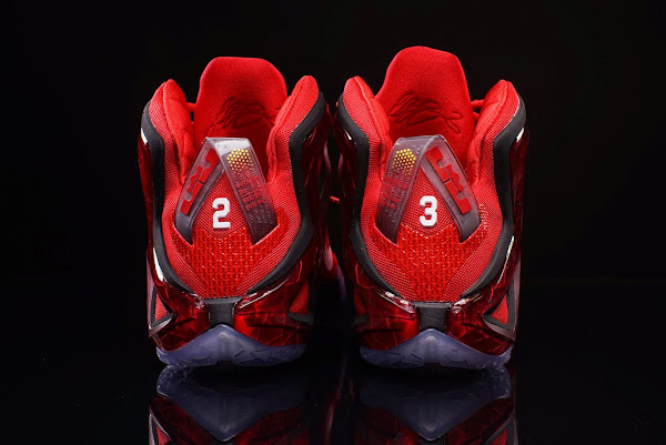 Available Now Nike LeBron 12 Elite 8220Ignite8221