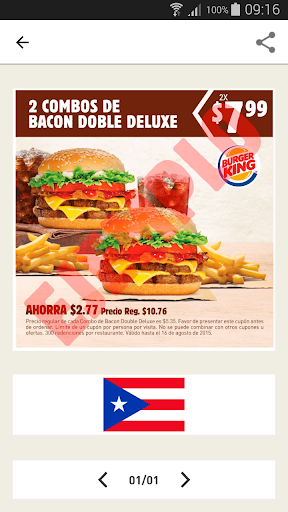 BURGER KING® Puerto Rico For PC
