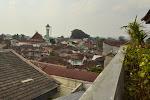 widok na Malang