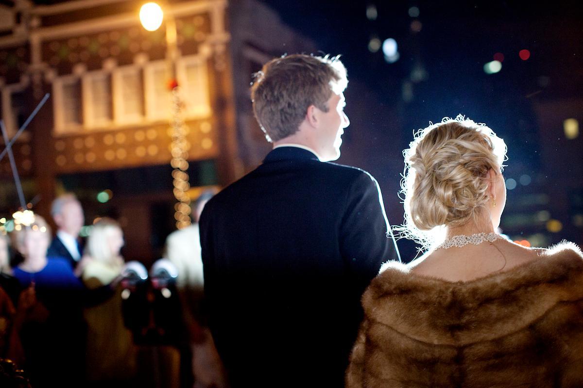 Nashville Vintage Wedding