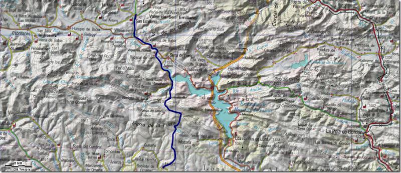 Mapa 3 Etapa