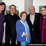 9: Director artístico y Directora técnica de las JIGV junto a Juan Grecos, Julia Grecos y Rosa Gil del Bosque a quien se homenajeará en esta edición de las JIGV.