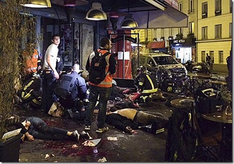 France Paris Shootings (21)