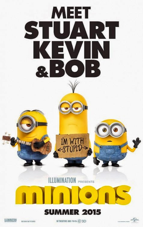 Watch Despicable Me's Minions Movie Official New Trailer  (HD) - Illumination