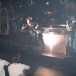 parapara on stage in Roppongi, Tokyo, Japan