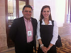 con Jesús Rodríguez Director DIF Quintana Roo