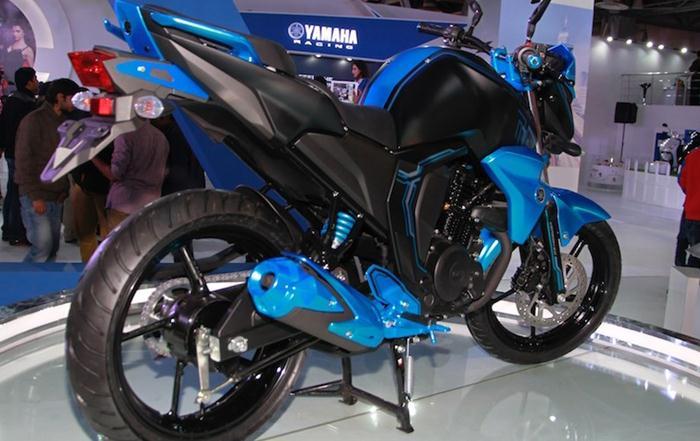 New Yamaha Byson 2014 Segera Diluncurkan
