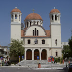Kirche der vier Märtyrer in Rethymno / Церковь четырёх мучеников в Ретимно / Ναός Τεσσάρων Μαρτύρων