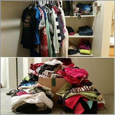 Me and My SoldierMan: Things I Learned From My Capsule Closet Purge