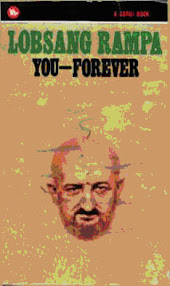Cover of Tuesday Lobsang Rampa's Book You Forever