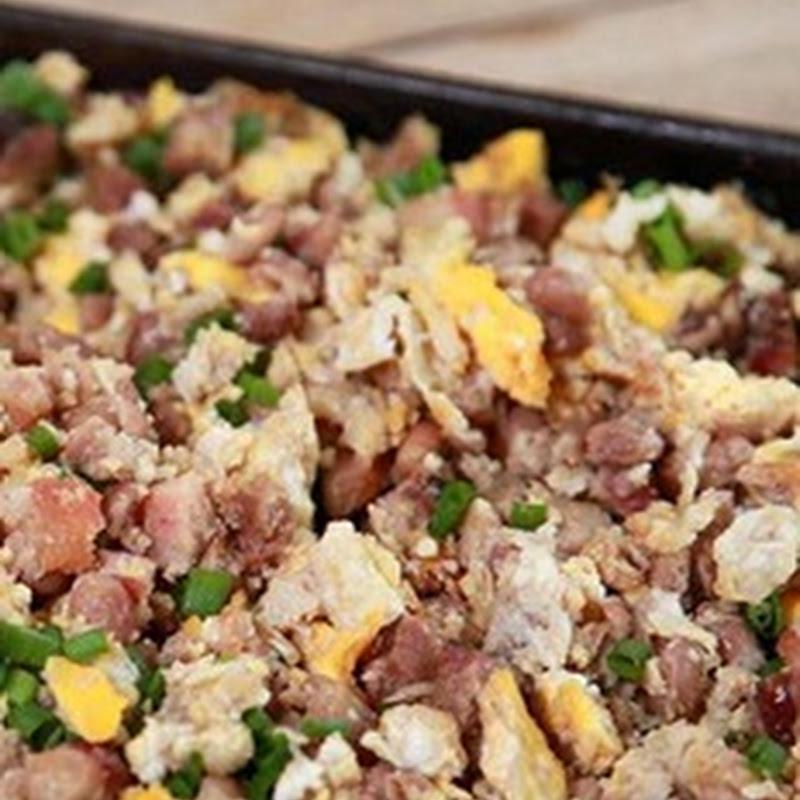 Feijao tropeiro – ricette brasiliane