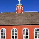 """The """"Old"""" Church -- Qaqortoq, Greenland"""