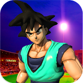 Game Fictional Goku Fidget Hero APK for Windows Phone