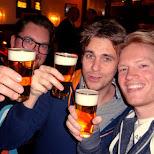 highschool reunion in IJmuiden, Noord Holland, Netherlands
