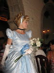 Cinderella in the Akershus restaurant in Norway in Epcot for lunch 06072011