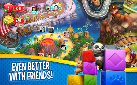 Pet Rescue Saga APK screenshot thumbnail 9