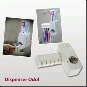 dispenser odol membuat odol anda bersih
