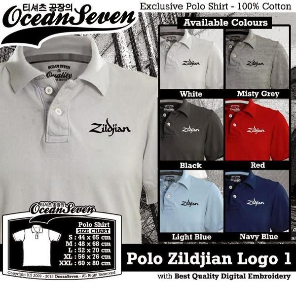 POLO Zildjian Logo distro ocean seven